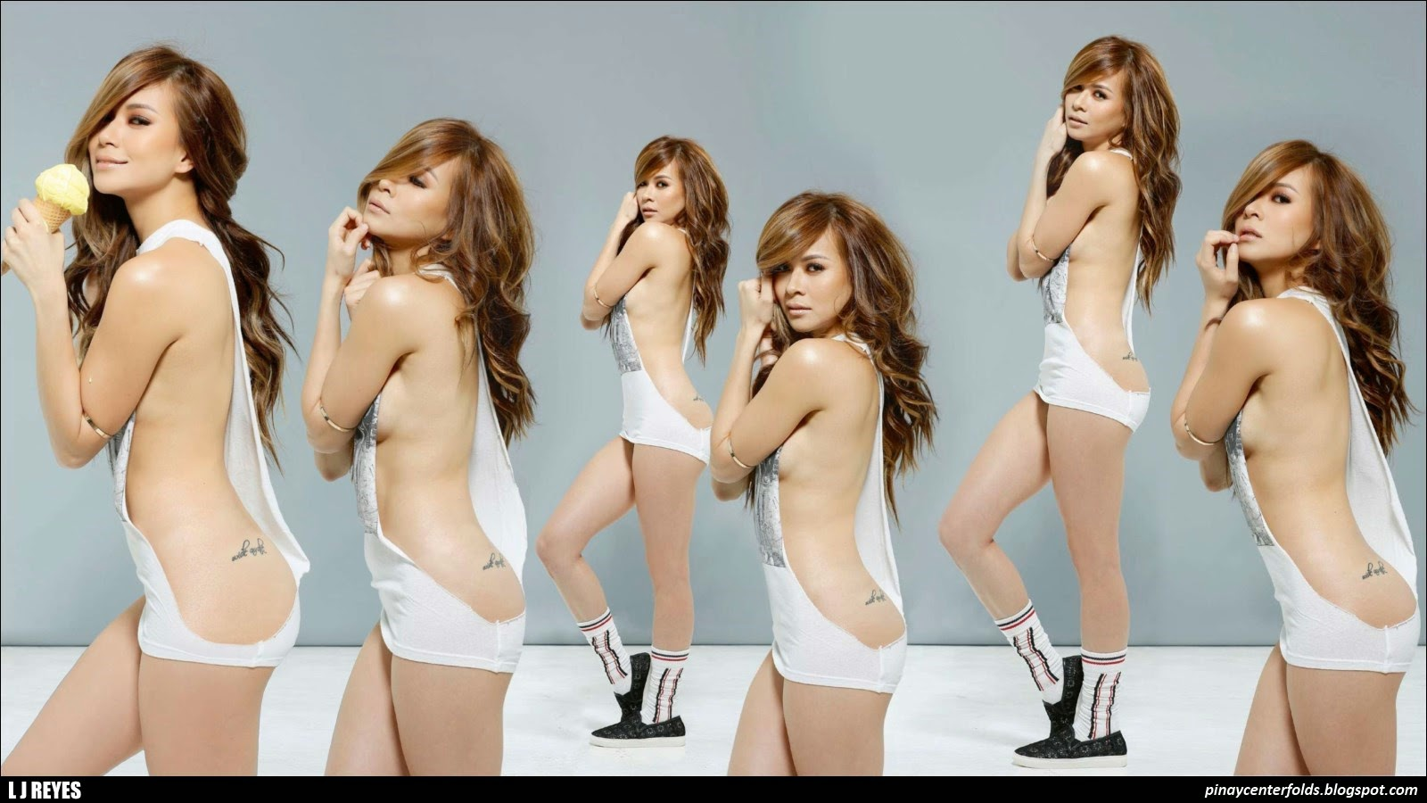 LJ Reyes In FHM Ladies Confessions 2