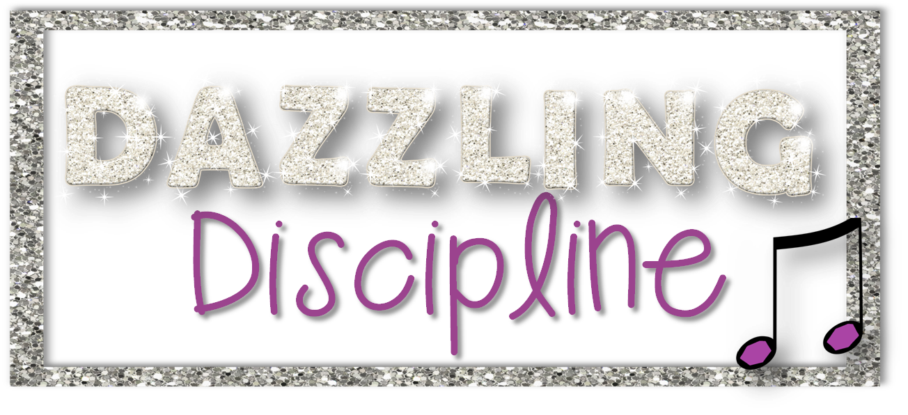 Mrs. Miracle's Music Room: Dazzling Discipline