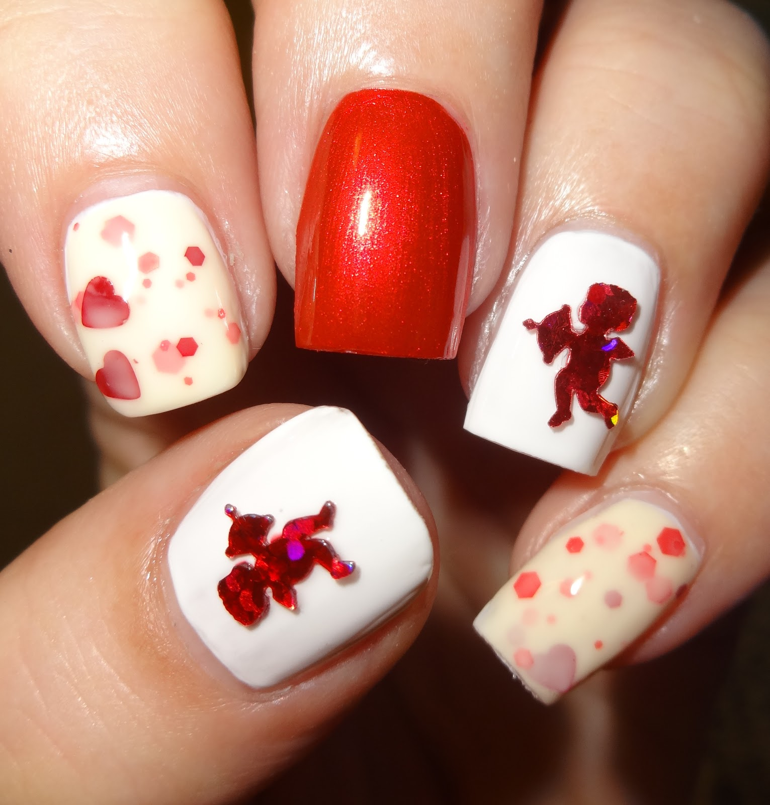 Wendys delights cupid nail art decals from charlies nail art the cupid nail art decals currently cost 099 for a pack of 100 and come in red or black available at charlies nail art who have an huge range of nail prinsesfo Images