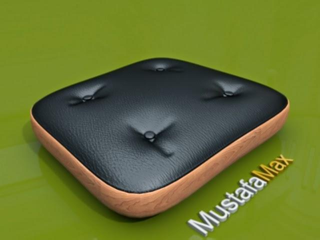 درس عمل خامة الجلد 3D Max V-Ray