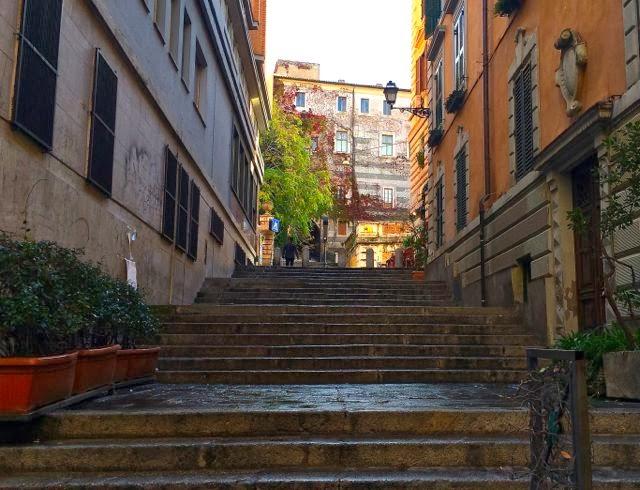 Salita de Borgia // Rome