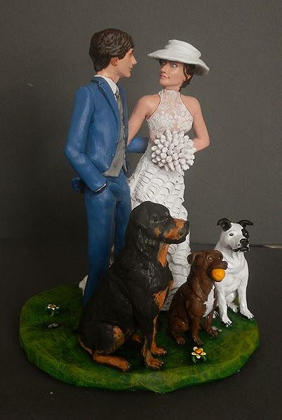 top cake statuine torta nuziale matrimonio artigianali personalizzate orme magiche