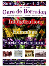 BORREDON (Francia) - 7 de abril - 10:00 a 20:00 h