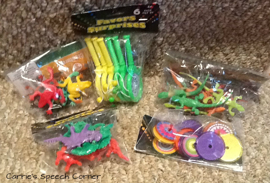 5 Dollar Toys : Carrie s speech corner dollar tree finds plus a freebie