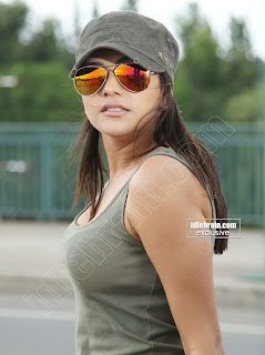Kajal unseen gallery in grey dress,