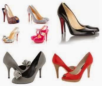 Koleksi Sepatu Sendal Cewek