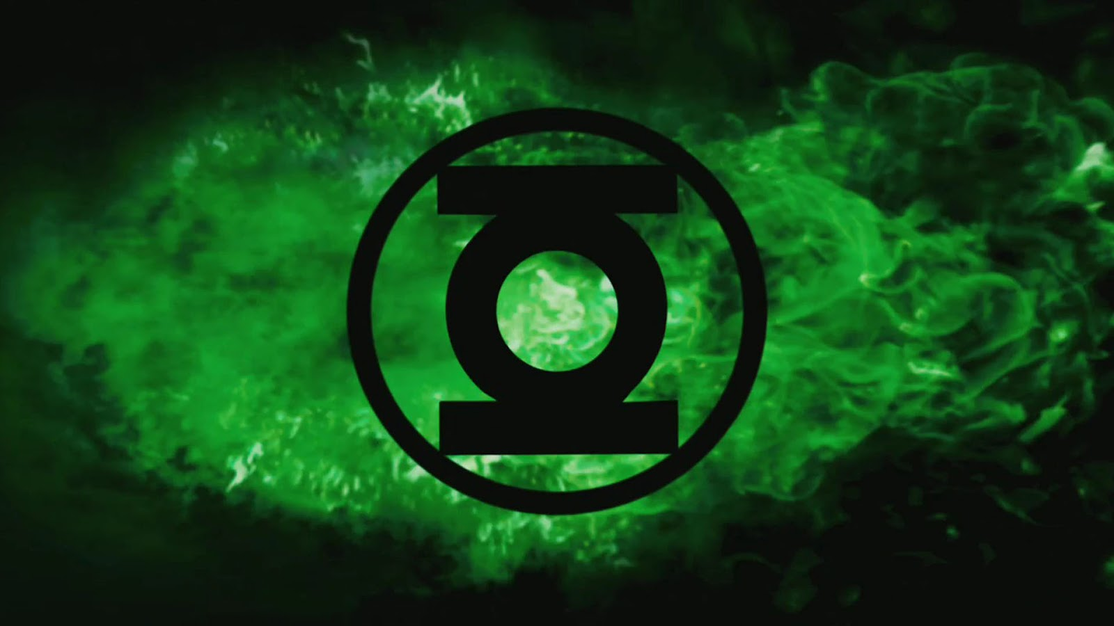 Wallpaper Movie - lantern Green - For PC | Impact Wallpapers