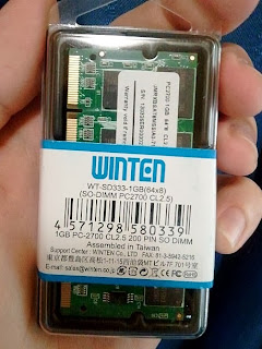 PC2700 DDR SDRAM