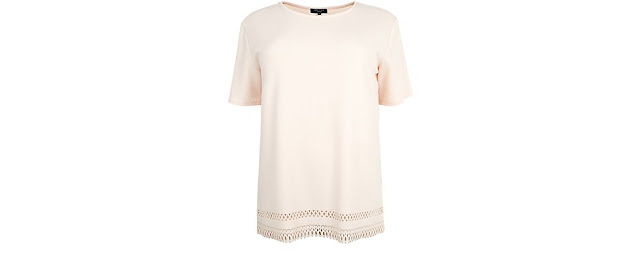 http://www.newlook.com/shop/inspire-plus-sizes/tops/plus-size-shell-pink-laser-cut-out-hem-t-shirt-_350973072