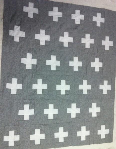quilt cruces, simbolo positivo