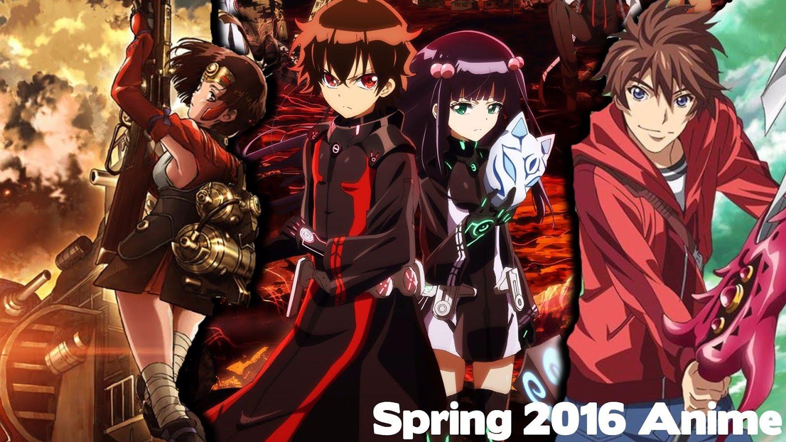 Mungkin beberapa di antara anime berikut ada anime yang paling di tunggu oleh sobat di tahun 2016 bagi yang sudah penasaran berikut list atau daftar