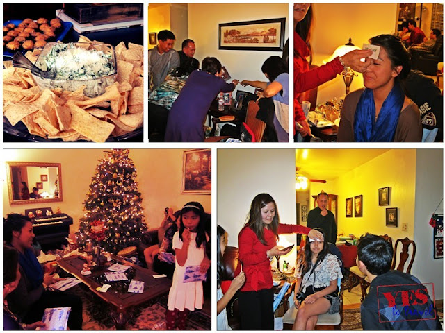 filipino christmas at california