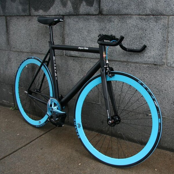 Beauitiful Custom Built Bicycle | BonjourLife Custom Built Bicycle