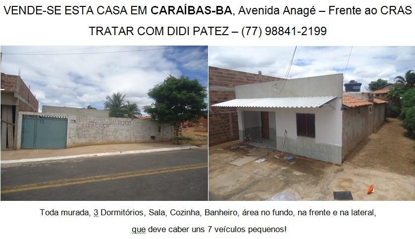Comercial - Casas a venda
