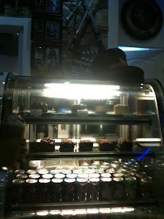 Sci-Fi Cafe Bar