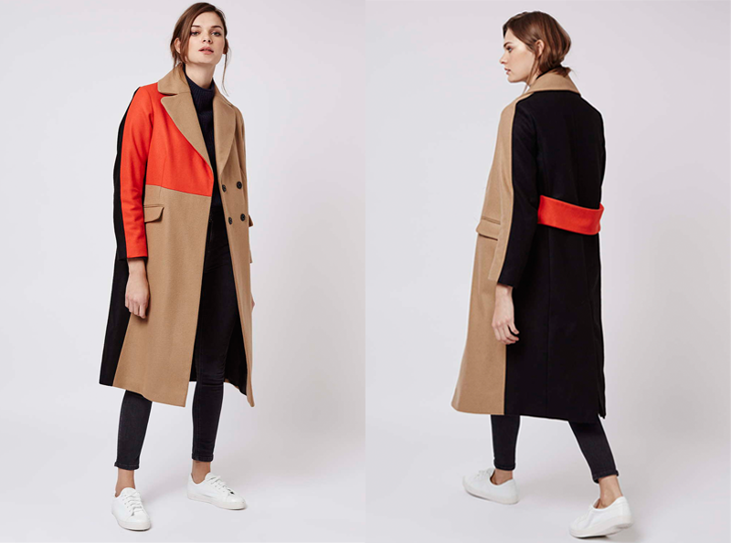 Turn it inside out // The maxi coat