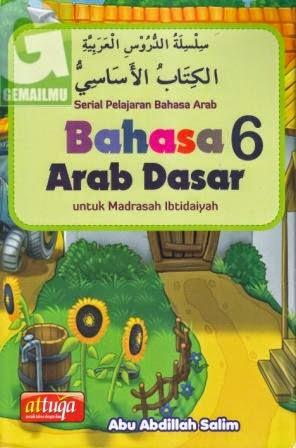 Bahasa Arab Dasar Untuk Madrasah Ibtidaiyah Kelas 6 At-Tuqa