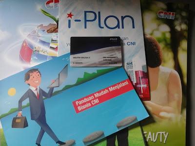 Bisnis CNI semakin mudah dengan Affiliate Program