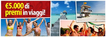concorso Hostelbookers viaggi 500 euro