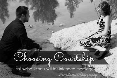 Choosing Courtship: Preparing For Marriage | What Joy Is Mine