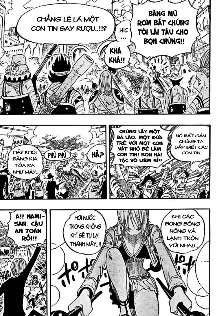 One Piece - Đảo Hải Tặc chap 381 page 5 - IZTruyenTranh.com