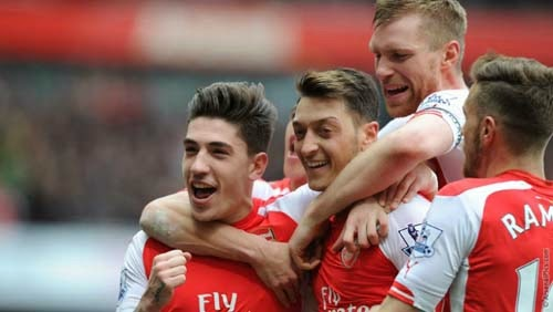 Video Full Match Arsenal vs Liverpool 4-1 Premier League Matchday 31