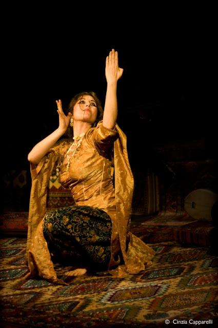 danza persiana