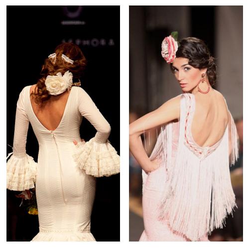 peinados de flamenca Archives Entre cirios y volantes