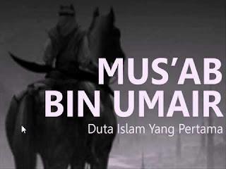 Panutan Pemuda Islam; Mush'ab bin Umair