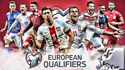 PES 2013 Euro 2016 Start Screen by albii