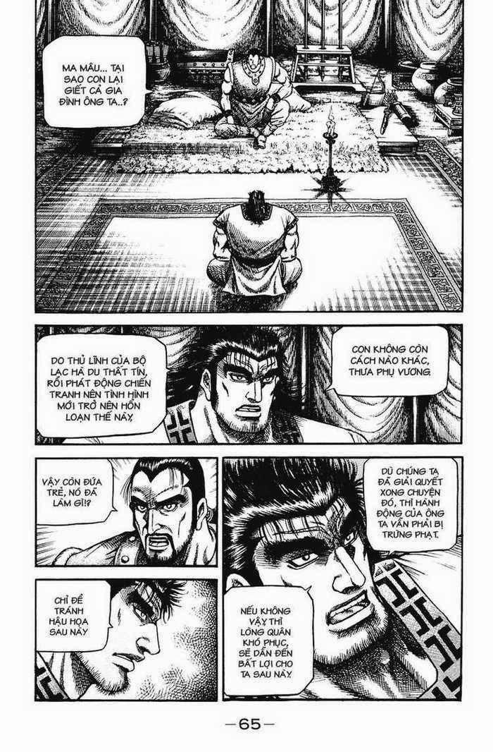 Chú Bé Rồng - Ryuuroden chap 150 - Trang 3