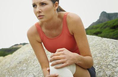 mengatasi nyeri seusai berolahraga.