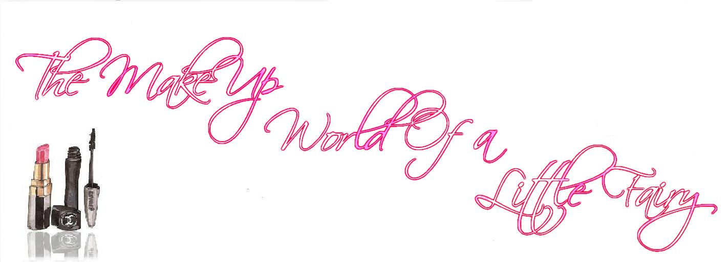 The MakeUp World Of a Little Fairy