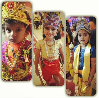 Janmashtami 2015 at New York Hindu Temple inspired by Kripaluji Maharaj