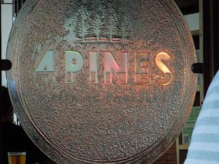 4 pines logo