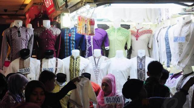 Bisnis pakaian dan Busana Muslim