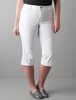 Large jeans 3/4 | Large Clothing