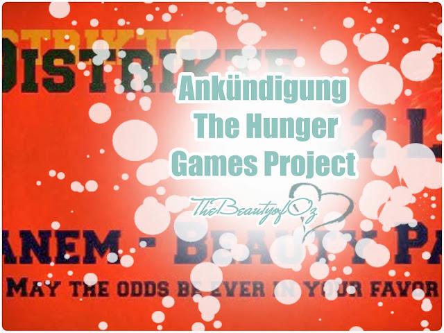 The Hunger Games Schmink- und Nailart Parade Ankündigung