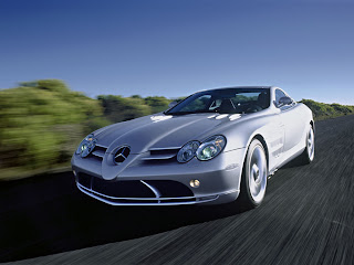Mercedes Benz SLR Mclaren Wallpapers