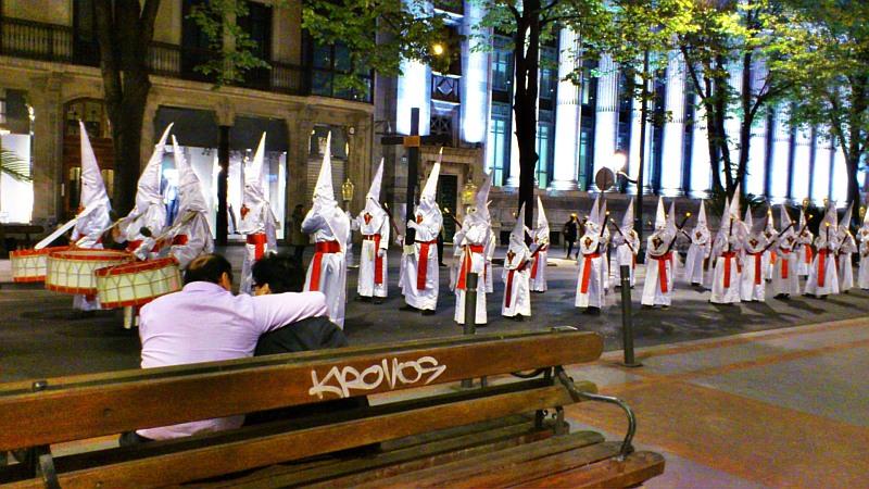 Cofradías,Semana Santa,Bilbao,