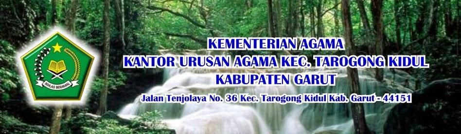 KUA Tarogong Kidul