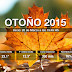 ¿Cuando ingresa el Otoño 2015?. Datos climatológicos de la estación