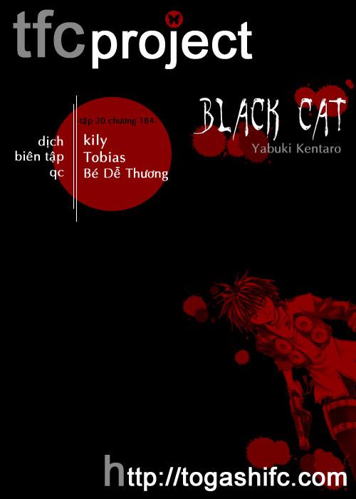 xem truyen moi - Black Cat - Thám Tử Mèo Đen - Chapter 184