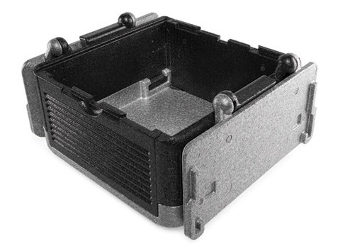 flip-box cooler