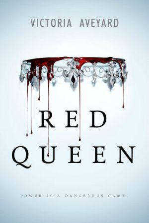 Review of Red Queen: So it's the future, and some people have silver blood and magic powers, and those people are obviously awesome and in charge. The dull normals with red blood are peasants and servants, and they mostly fight in a war that the Silvers declared because someone insulted their hair or something.