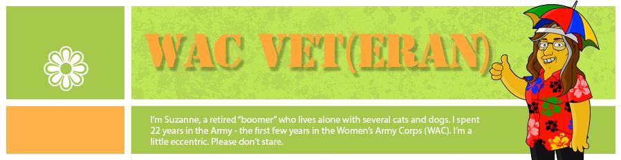 WAC Vet(eran)