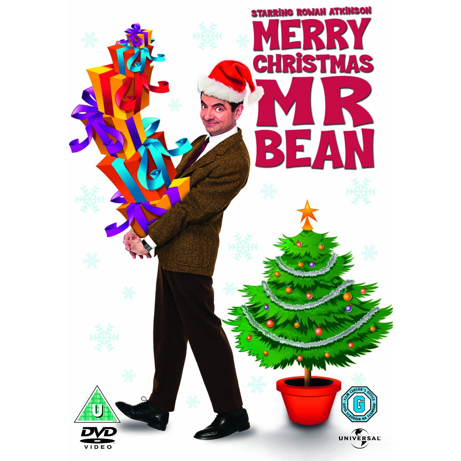 ... : Film #12 - Merry Christmas Mr Bean & Film #13 - Home Alone 2