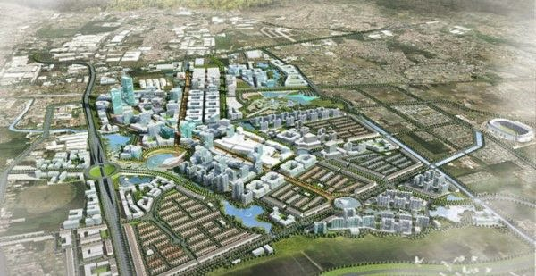 Megaproyek Bandung Teknopolis (Summarecon Gedebage) Siap Dibangun