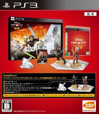 [PS3][ディズニーインフィニティ 3.0 スター・ウォーズ/共和国の終焉 スターター・パック] (JPN) ISO Download