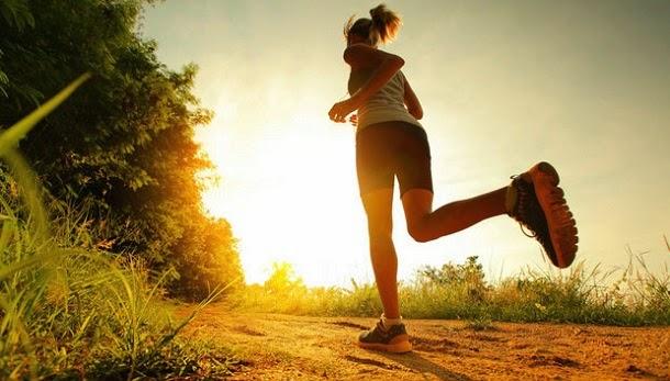 Faça exercício 3 horas por semana